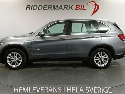 begagnad BMW X5 xDrive40e, F15 (245hk)