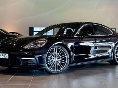 begagnad Porsche Panamera 4S 4S