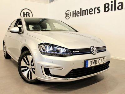begagnad VW e-Golf 24.2 kWh Single Speed 115hk