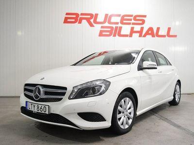 begagnad Mercedes A180 CDI Euro 6 109hk Låg mil ,
