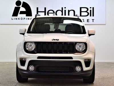 begagnad Jeep Renegade 1.0 120hk Night Eagle manuell