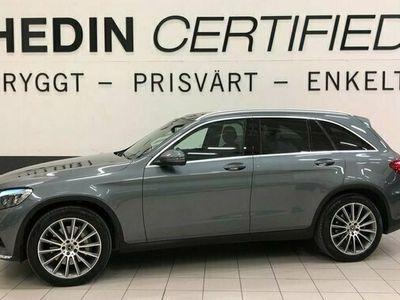 begagnad Mercedes E250 GLC Benz d 4MATIC AMG PANORAMA V-H 2018, SUV Pris 409 900 kr