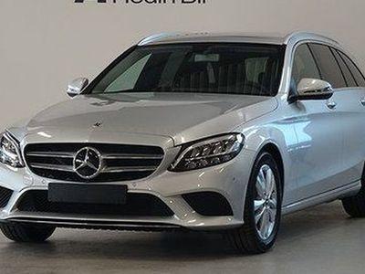 begagnad Mercedes C200 200 d Företagsbil/Privatleasing Dragkrok Navigation Parkeringsvärmare