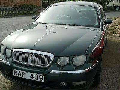 begagnad Rover 75 2.0 V6 150hk