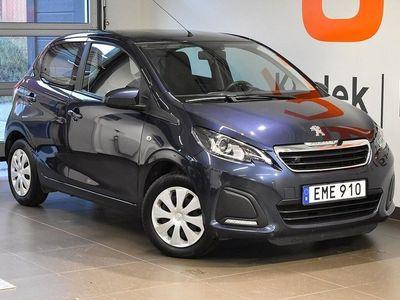 begagnad Peugeot 108 Active 1.0 PureTech - Limited Edition 2015, Halvkombi 64 900 kr