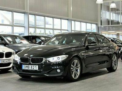 begagnad BMW 420 Gran Coupé d Aut Sport line Drag Euro 6