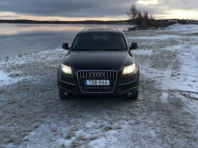 begagnad Audi Q7 TDI