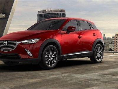 begagnad Mazda CX-3 2.0 16V AWD Optimum
