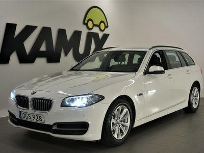 begagnad BMW 520 d xDrive   D-värm   Business   190hk