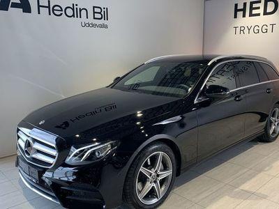 begagnad Mercedes E220 //AMG-Line// Värmare//Drag//