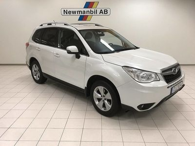 begagnad Subaru Forester 2.0 4WD Lineartronic 150hk