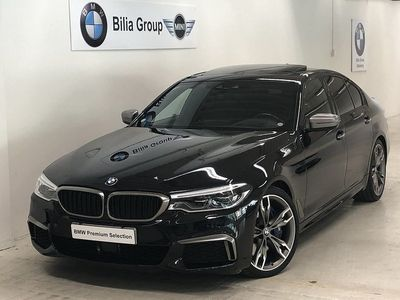 begagnad BMW M550 i xDrive Sedan 462hk | Drag | Kupevä -18