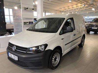 brugt VW Caddy 2.0 TDI BMT 2018, Transportbil 159 000 kr
