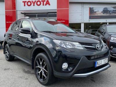 begagnad Toyota RAV4 2.0 Automat ActiveStyle, Drag,GPS
