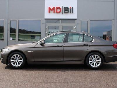 begagnad BMW 520 d Taklucka Motorvärmare Nyservad 0kr kontant möjligt