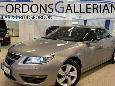 begagnad Saab 9-5 SportSedan 2.0 T BioPower Automat Linear 2011, Sedan Pris 114 500 kr