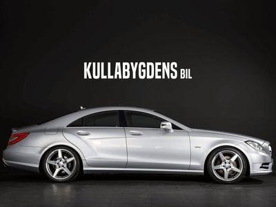 begagnad Mercedes CLS350 CDI AMG | Taklucka | 3 Års Garanti
