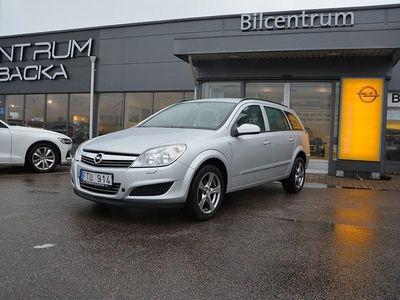 begagnad Opel Astra Caravan 1.6 105hk, Motorvärmare Drag avtagbar