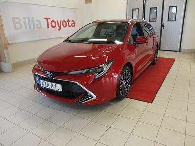 begagnad Toyota Corolla Touring Sports Hybrid 1.8 VVT-i CVT Executive 2019, Personbil 300 900 kr