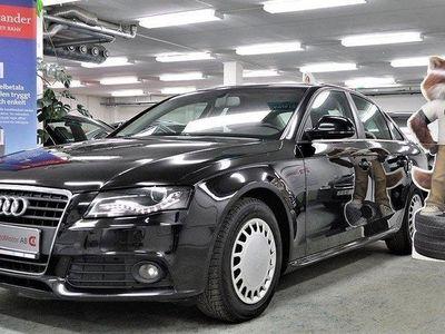 begagnad Audi A4 Sedan 2.0T quattro Optimerad 260hk