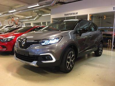 begagnad Renault Captur 150 Intens A EDC P-Pak+Mörktonaderutor bak