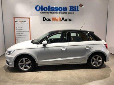 begagnad Audi A1 1.0 TFSI 95HK/AUTOMAT