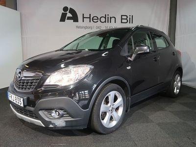 begagnad Opel Mokka 1.4 Turbo Manuell, 140hk, 2014