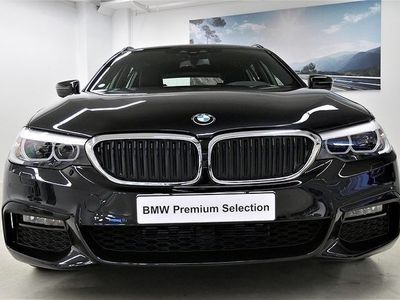 begagnad BMW 520 d xDrive Touring, M Sport, Winter, Connected