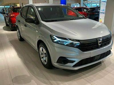 begagnad Dacia Sandero TCe 90 Essential 2021, Halvkombi Pris 127 100 kr