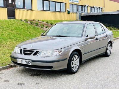 gebraucht Saab 9-5 2.0T/Linear/150HK/17200MIL/DRAG -03