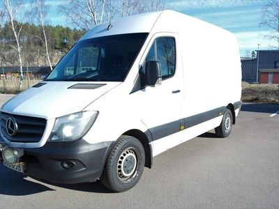 begagnad Mercedes Sprinter 316 BlueTEC Panel Van 7G-Tronic, 163hk, 2016