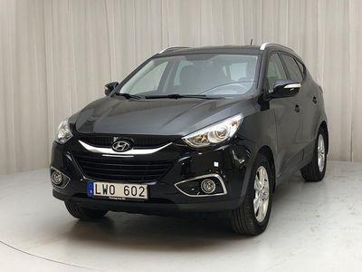brugt Hyundai ix35 2.0 4WD (163hk)