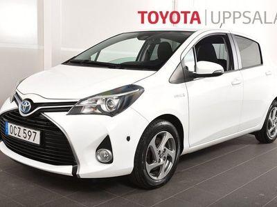 begagnad Toyota Yaris Hybrid 1,5 Elhybrid Active (101hk)