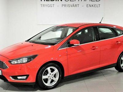 begagnad Ford Focus 1.0 TITANIUM Euro 6