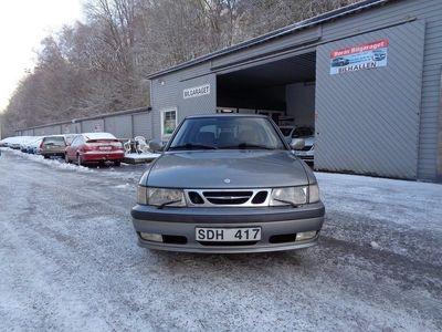 begagnad Saab 9-3 5-dörrar 2.0 Turbo SE 185hk