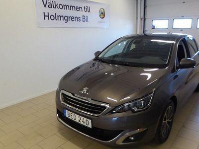 begagnad Peugeot 308 1.6 e-HDi (115hk) Allure panoramatak