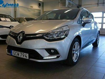begagnad Renault Clio IV PhII Energy TCe 90 Zen SpT 2018, Halvkombi Pris 99 800 kr