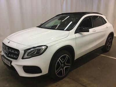 gebraucht Mercedes GLA200 Amg Sky 7G-DCT Euro 6 1 -19