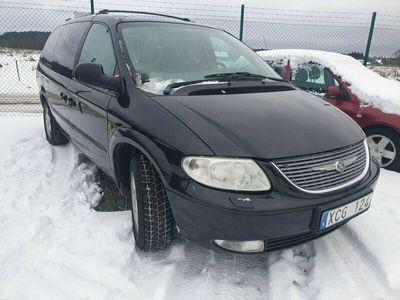 begagnad Chrysler Voyager
