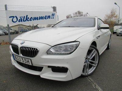 begagnad BMW 640 d xDrive Coupé M Sport 313hk