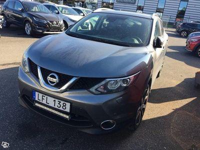 begagnad Nissan Qashqai /N-TEC/1.5 dCi 110HK/Euro 6/Skattefri/