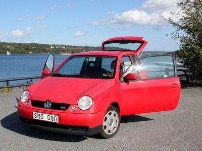begagnad VW Lupo 1.4 -01