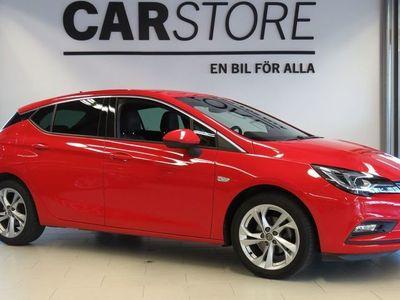 begagnad Opel Astra Dynamic 1.4T Aut 150hk