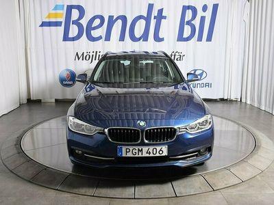 begagnad BMW 318 d xDrive Touring / 0.95% RÄNTA