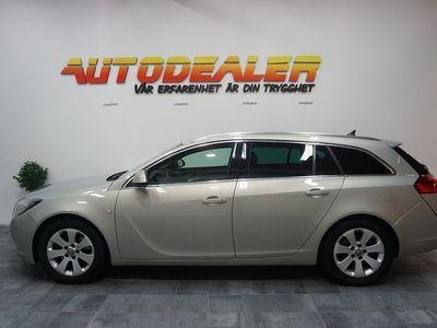 begagnad Opel Insignia Sports Tourer 2.0 CDTI ecoFLEX 2012, Personbil 74 900 kr