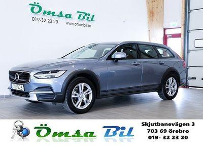 usado Volvo V90 CC D4 AUT AWD Momentum EU6 190hk