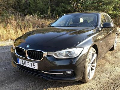 begagnad BMW 330 3-serien i xDrive Sedan, F30
