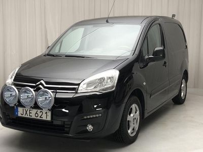 begagnad Citroën Berlingo 1.6 BlueHDi Skåp (100hk)
