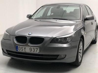 begagnad BMW 520 5-serien d Sedan, E60