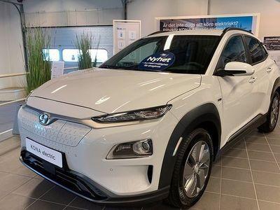 begagnad Hyundai Kona EV 64 kWh Advanced, 3-fas. Drag på köpet 2020, Personbil 471 700 kr